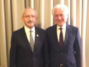 Kılıçdaroğlu Keskin'i kaldığı otelde kabul etti