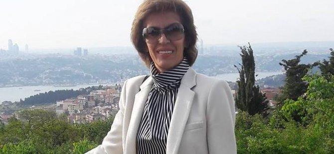 Ak Parti'nin Şişli Belediye Başkan adayı Fatma Özden Ay