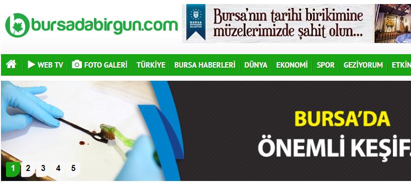 Bursa'da Görülmesi Gereken Doğal Güzellikler
