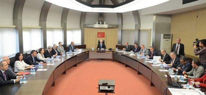 Sarıgül Şişli'nin Belediye Başkanı olmuş oluyor. CHP MYK'dan Fidan Aslan Eroğlu geçti.