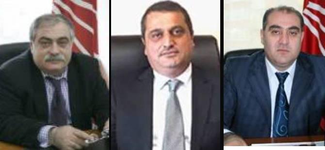 Selahattin Engez, Veli Çelik ve Muharrem Çatalkaya CHP Genel Başkanına Şişli teşkilatı Yasemin Öney Cankurtaranı istiyor dedi!