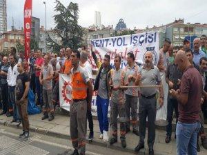 Şişli Belediyesi maaşları ödüyor ve eylem sona erecek!