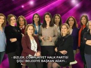 Muammer Keskin'in CHP kadın meclis üyesi adaylarından anlamlı mesaj