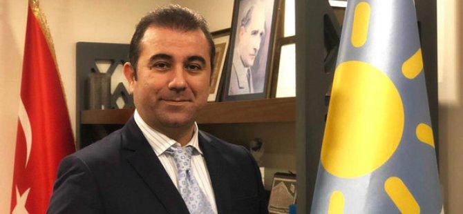 İyi Parti Şişli İlçe Başkanı Ahmet Ünal; 'Muammer Keskin ile Şişli'de yeni bir dönem başlayacak'