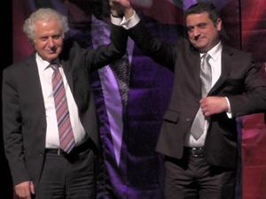 Keskin, CHP Şişli İlçe başkanlığının da aracını aldı
