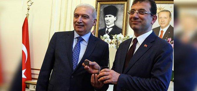 Ekrem İmamoğlu, resmen İstanbul Büyükşehir Belediye Başkanı oldu