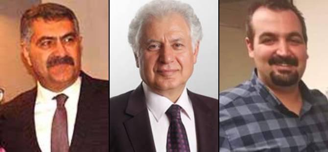 Muammer Keskin'in iki koordinatör başkan yardımcısı oldu