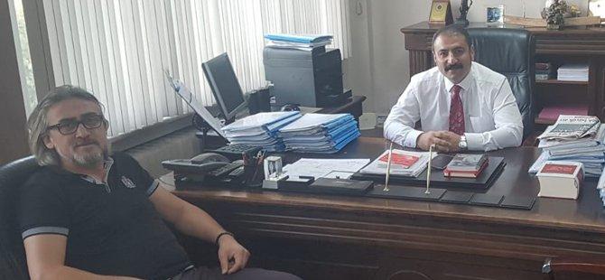 Muhterem Aktaş: 'CHP'nin yeri Şişli'ye yakışmıyor'