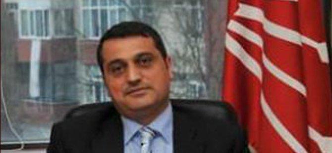CHP Şişli İlçe görevden alındı