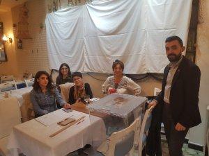 CHP Harbiye Mahallesi'nde de 3 liste yarışıyor
