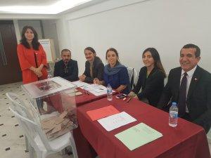 CHP'de Halaskargazi Mahallesi için 3 liste yarıştı