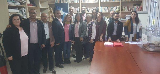 CHP'de Kaptanpaşa Mahallesi'ni Pempe Liste kazandı