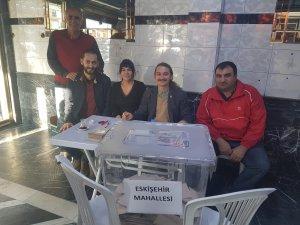 CHP Eskişehir Mahallesi'ni Kırmızı Liste'nin çerçevelisi olan kazandı