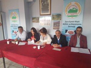 CHP'nin Yayla Mahallesi delege seçimlerini Kırmızı Liste kazandı