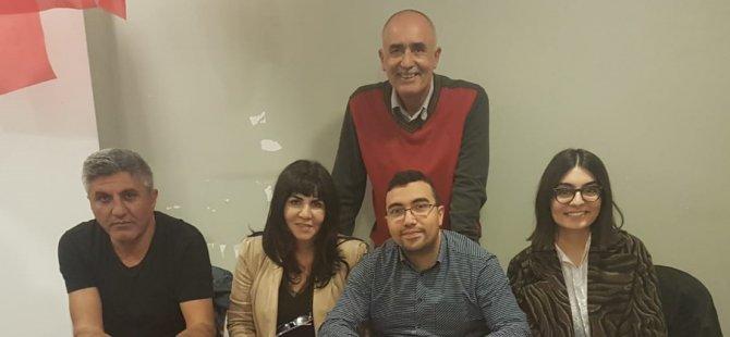 CHP Merkez Mahallesi'nde Kırmızı Liste kazandı