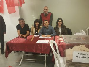 CHP Meşrutiyet Mahallesi'nde Kırmızı Liste kazandı