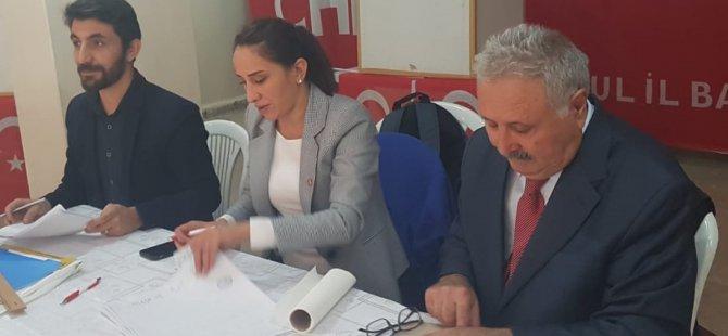 CHP 19 Mayıs Mahallesi'nde Kırmızı Liste kazandı