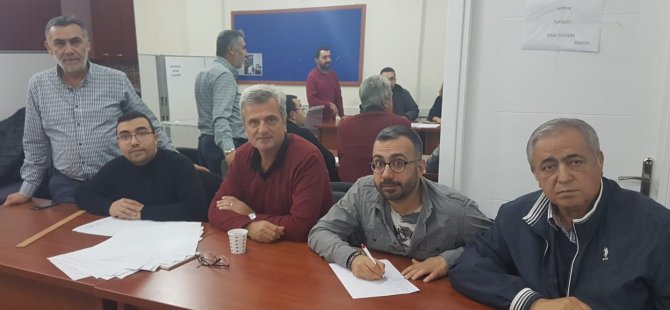CHP'de Halide Edip Adıvar Mahallesi'nde Kırmızı Liste kazandı