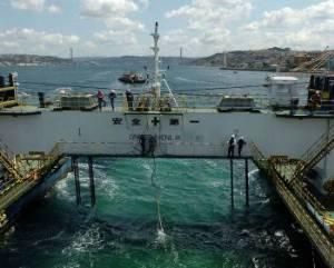 Marmaray'a Avrupa'dan mali destek