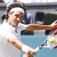 Federer'in 60. zaferi