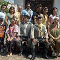 20 köylü dizi oyuncusu oldu