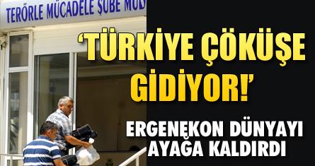 Türkiye çöküşe gidiyor!
