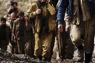 PKK'da toplu firar