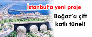 İstanbul'a dev bir proje daha
