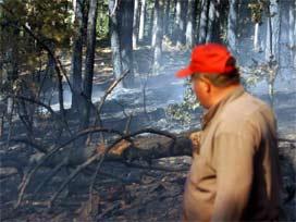 İki günde 39 orman yangını çıktı