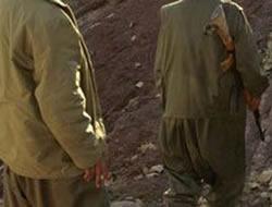 PKK çocukları kalkan yaptı