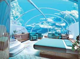 Dünyanın en iyi 10 oteli arasında 2 Türk