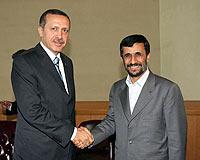 Ahmedinejad Ermenileri şaşırttı