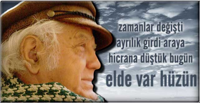Ünlü şair ve yazar İlhan'a ölümünün 3. yıl dönümünde anma etkinliği düzenlenecek.