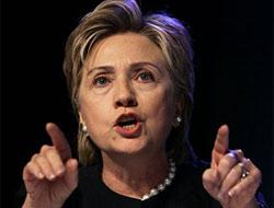 Clinton'ın bürosunda dehşet