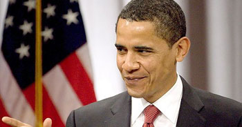 İşte Obama'nın künyesi