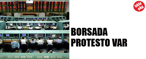BORSADA PROTESTO VAR