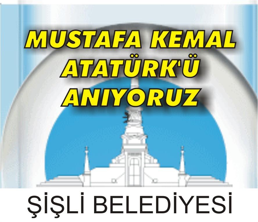 Mustafa Kemal Atatürk'ü anıyoruz