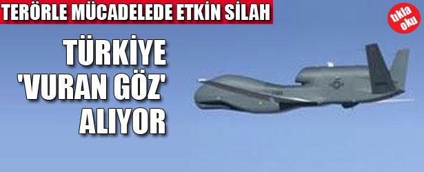 """TÜRKİYE """"VURAN GÖZ"""" ALIYOR"""