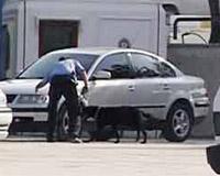 Şişli'de şüpheli otomobil patlatıldı