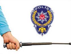 POLİS ARTIK DEMİR COP KULLANACAK