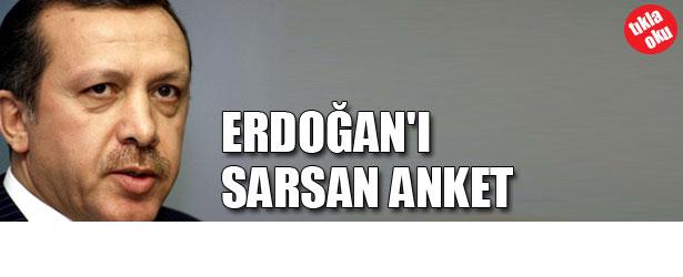 ERDOĞAN'I SARSAN ANKET