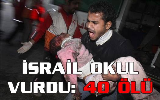 İsrail'in katliamı sürüyor