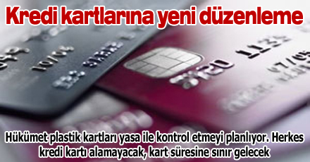 Kredi kartı ve bireysel kredi borçlularına müjde