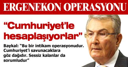 """""""Cumhuriyet'le hesaplaşıyorlar"""""""