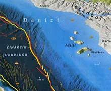 'İstanbul'un % 65'i yıkılacak'