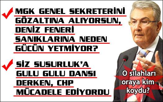 Baykal'dan Erdoğan'a: Hesap ver