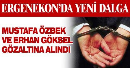Erhan Göksel gözaltına alındı