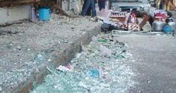 Taksim'de korkunç kaza