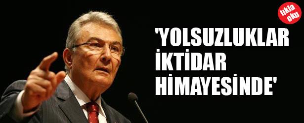"""""""YOLSUZLUKLAR İKTİDAR HİMAYESİNDE"""""""