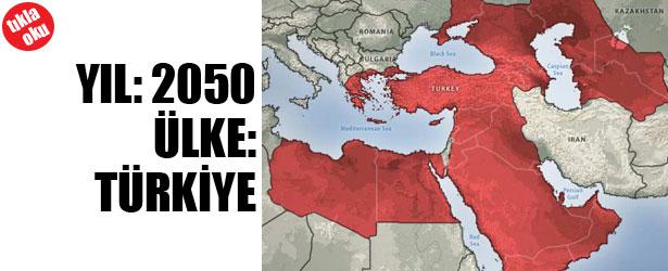 YIL 2050 ÜLKE: TÜRKİYE